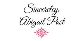 AbbySignature