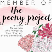 Member of the Peony Project