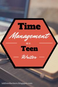 TimeManagementforTeenWriters